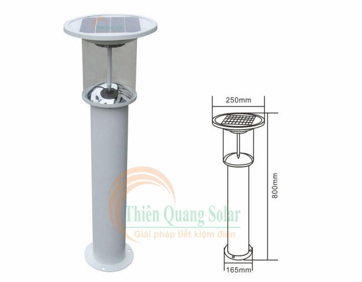 Đèn sân vườn năng lượng mặt trời TQS-CP96