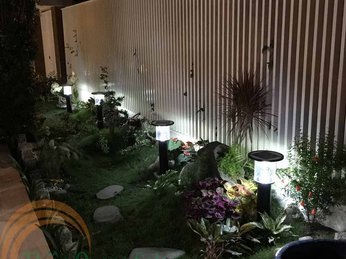 Cách chọn đèn sân vườn năng lượng mặt trời phù hợp không gian nhà bạn