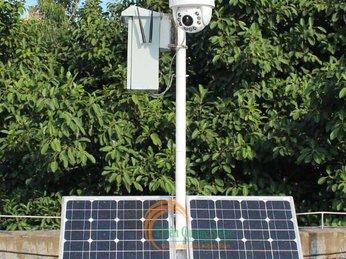 Camera sử dụng năng lượng mặt trời