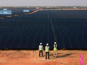 Điện năng lượng mặt trời tại Ấn Độ