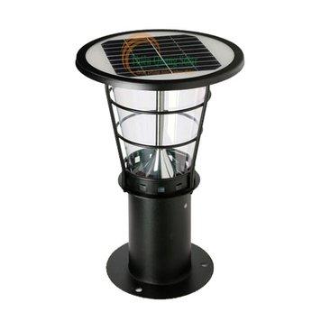 Đèn sân vườn năng lượng mặt trời TQS-2602-38cm