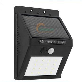 Đèn cảm ứng năng lượng mặt trời TQS-011-16LED