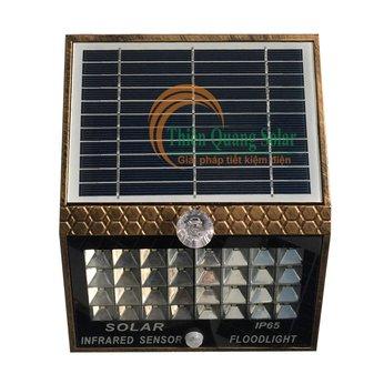 Đèn cảm ứng năng lượng mặt trời TQS-880