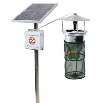 Đèn diệt côn trùng năng lượng mặt trời TQS-SF700