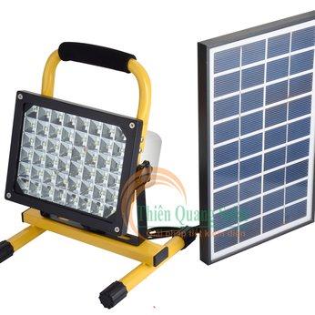 Đèn led pha năng lượng mặt trời TQS-T2