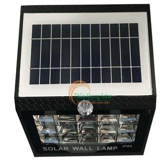 Đèn treo tường năng lượng mặt trời TQS-881