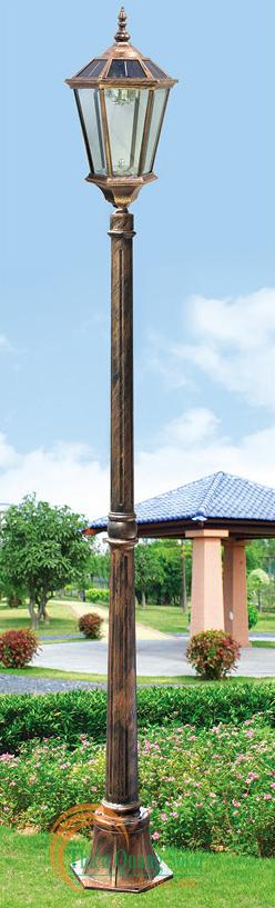Đèn công viên năng lượng mặt trời TQS-177