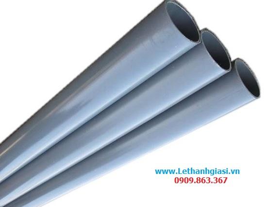 ỐNG CHÍNH PVC TRONG HỆ THỐNG PHUN