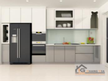 Thiết kế thi công nội thất chung cư Lucky Plaza Q6