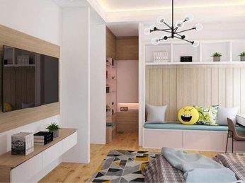 Thiết kế thi công nội thất nhà phố Q12