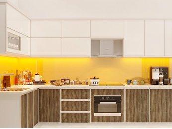 Ý tưởng thiết kế nhà bếp nhỏ hiện đại không thể bỏ qua