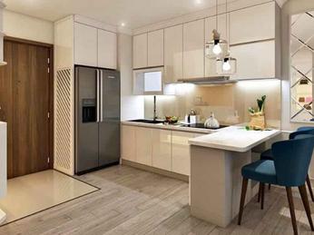 Thiết kế thi công nội thất căn hộ chung cư 1 phòng ngủ