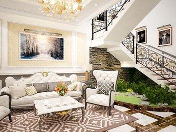 Những lưu ý khi thiết kế nội thất phòng khách