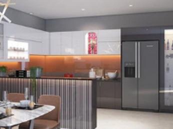 Thiết kế thi công nội thất chung cư 3 phòng ngủ Tân Bình