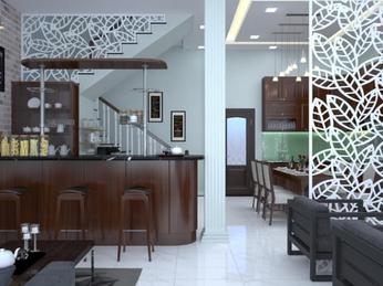 Thiết kế thi công nội thất nhà phố Q2