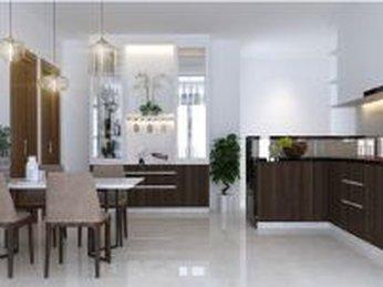 Thiết kế thi công nội thất căn hộ chung cư 2 phòng ngủ