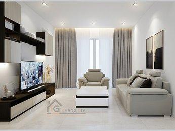 Thiết kế thi công nội thất chung cư, nhà phố trọn gói giá sốc