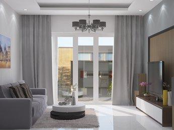 Mẫu thiết kế nội thất căn hộ cao cấp SunRise City Quận 7