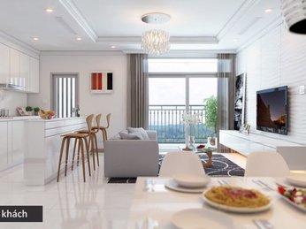 Mẫu thiết kế nội thất căn hộ chung cư Era Town