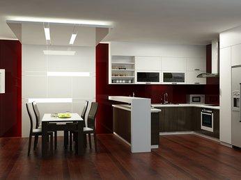 Mẫu thiết kế nội thất đẹp dành cho căn hộ Vinhomes Central Part tại Bình Thạnh
