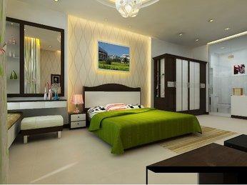 Thiết kế nội thất phòng ngủ dành cho căn hộ chung cư