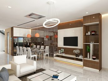 Những ý tưởng thiết kế nội thất chung cư không thể bỏ qua