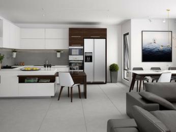 Thiết kế nội thất căn hộ vinhomes Tân Cảng 3 phòng ngủ