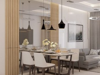 Thiết kế thi công nội thất căn hộ chung cư 3 phòng ngủ Botanica Premier