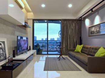 Thiết kế thi công nội thất căn hộ Vinhomes L5- Anh Huy