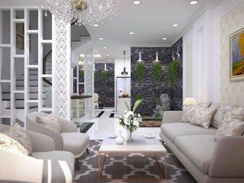 Thiết kế thi công nội thất nhà phố Thảo Điền Quận 2