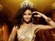 Hoa hậu H'Hen Niê đẹp rực rỡ trong sắc vàng quyền lực