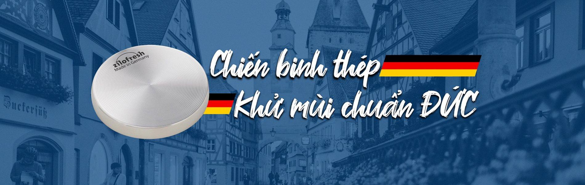 Zilofresh Giải pháp khử mùi tối ưu từ nước Đức
