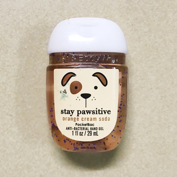Gel rửa tay khô dưỡng ẩm diệt khuẩn mini Bath & Body Works 29ml