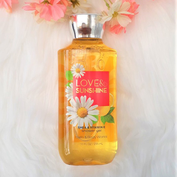 Sữa tắm Love Sunshine - Bath and Body Works 295ml