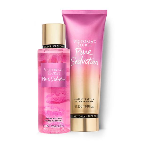 Xịt thơm toàn thân dưỡng ẩm PureSeduction - Victoria Secret