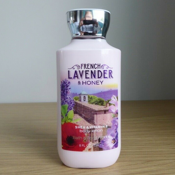 Sữa dưỡng thể French Lavender Honey - Bath and Body Works 236ml