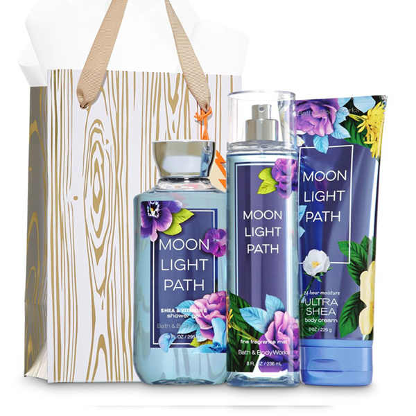 Sữa dưỡng thể Moonlight Path lotion - Bath and Body Works 236ml
