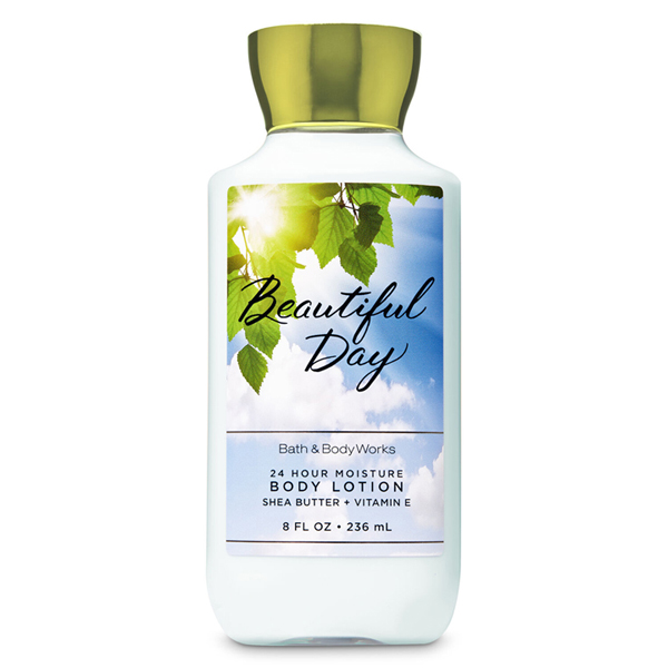 Sữa dưỡng thể Beautiful Day lotion - Bath and Body Works 236ml (new)