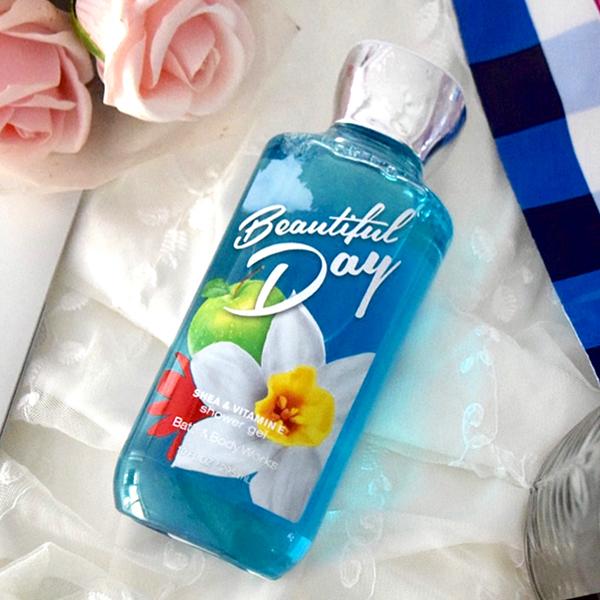 Sữa tắm Beautiful Day - Bath & Body Works