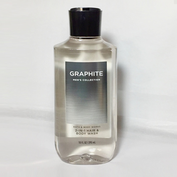Sữa tắm gội nam Graphite - Bath and Body Works 295ml