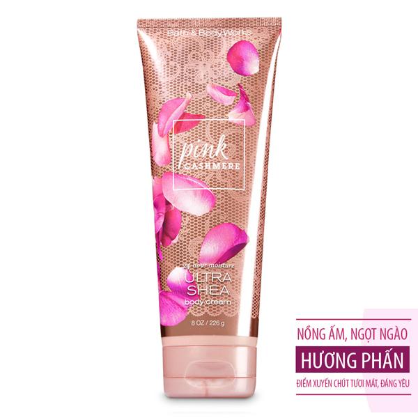 Kem dưỡng thể Pink Cashmere - Bath and Body Works 226g