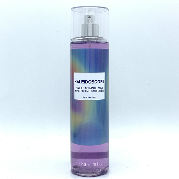 Xịt thơm body dưỡng ẩm Kaleidoscope - Bath and Body Works 236ml