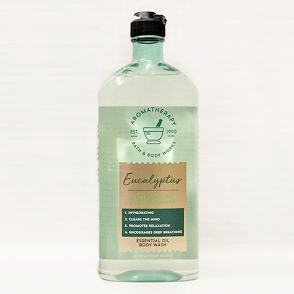 Sữa tắm trị liệu Eucalyptus Khuynh diệp - Bath & Body Works 295ml