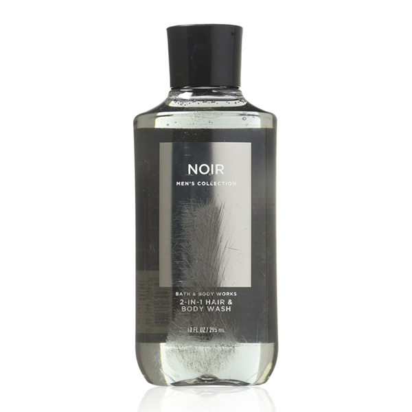 Sữa tắm gội nam Noir - Bath and Body Works 295ml
