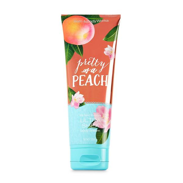 Kem dưỡng thể Pretty as a Peach - Bath and Body Works 226g