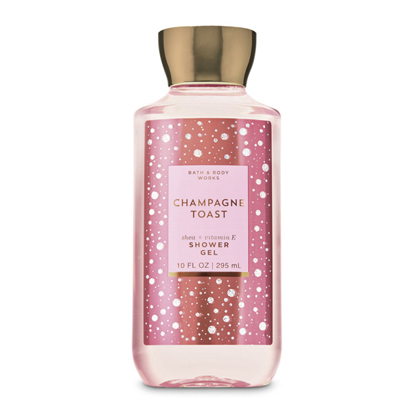 Sữa tắm Champagne Toast Shower Gel bath & Body Works 295ml
