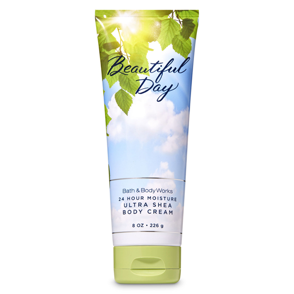 Kem dưỡng thể Beautiful Day Body Cream - Bath & Body Works 226g