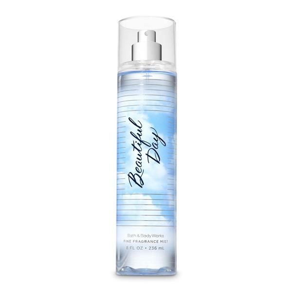 Xịt thơm toàn thân Beautiful Day - Bath and Body Works (new)