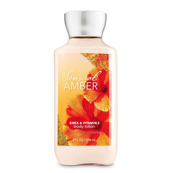 Sữa dưỡng thể Sensual Amber - Bath and Body Works 236ml
