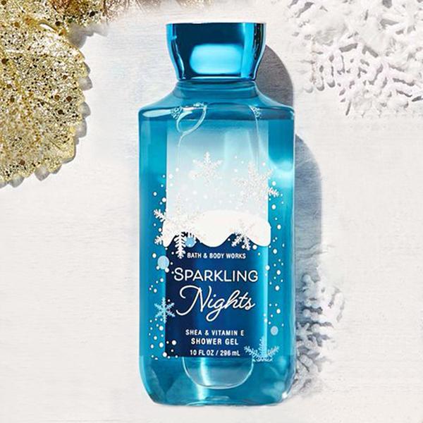 Sữa tắm Sparkling Nights - Bath and Body Works 295ml